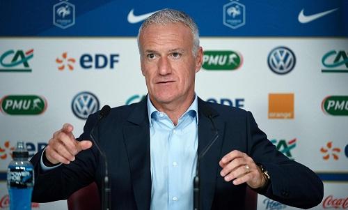 Deschamps tuyên bố sẽ giữ lối chơi đã giúp Pháp vô địch World Cup. Ảnh: Reuters.
