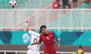 Đức Huy: 'Chúng tôi đã vượt qua nỗi buồn thua Hàn Quốc'