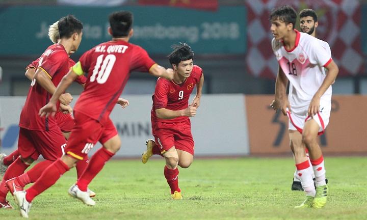Ngoài Công Phượng, có 6 cầu thủ khác của Việt Nam đã ghi bàn. Ảnh: Đức Đồng.