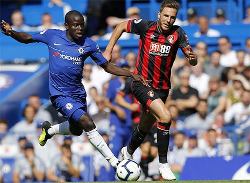 Chelsea vẫn cần thêm thời gian để thấm nhuần triết lý mới của tân HLV Sarri. Ảnh: CFC.