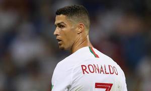 Ronaldo vắng mặt khi Bồ Đào Nha dự Nations League