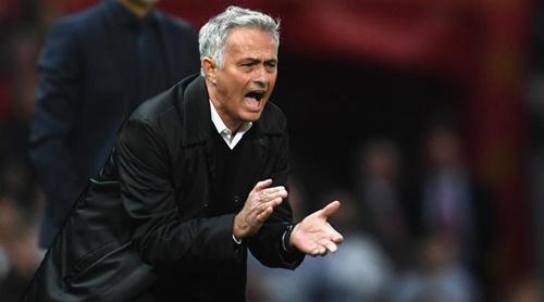 Mourinho tự tin về khả năng của bản thân. Ảnh: Reuters.