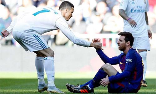 Ronaldo rời Real sang Juventus, Messi mất điđối trọng ganh đua, truyền động lực cho anh suốt chín năm qua.