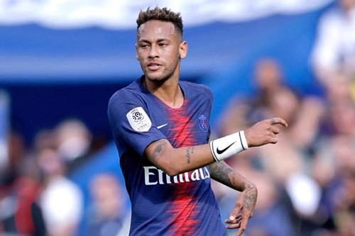 Neymar cho rằng Liverpool sẽ bị văng khỏibốn vị trí dẫn đầu Ngoại hạng Anh. Ảnh: Reuters.