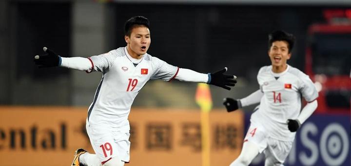 Quang Hải là một trong những cầu thủ quan trọng nhất của Việt Nam dưới thời HLV Park Hang-seo. Ảnh: AFC.