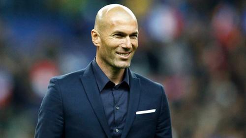 Zidane giúp Real ba năm liên tiếp vô địch Champions League. Ảnh: Reuters.