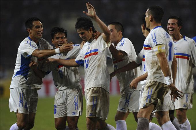 5 cú sốc lớn nhất lịch sử AFF Cup
