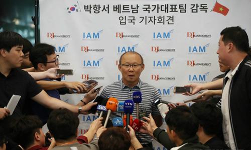 HLV Park Hang-seo: 'Lòng tự tôn của người Việt Nam rất lớn'