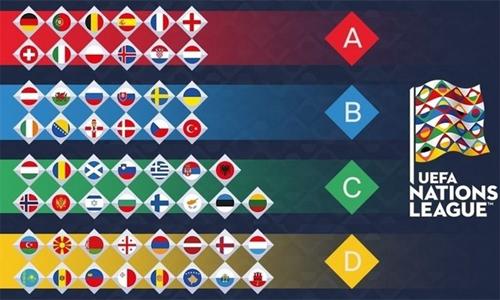 UEFA Nations League mang lại nét mới mà bóng đá cấp đội tuyển quốc gia đang rất cần.