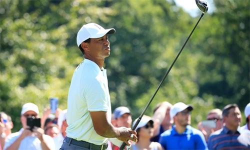 Woods có khởi đầu ấn tượng nhất tại PGA Tour trong gần hai thập kỷ. Anh chưa vô địch kể từ khi trở lại thi đấu vào tháng 11/2017. Ảnh: Golfweek.