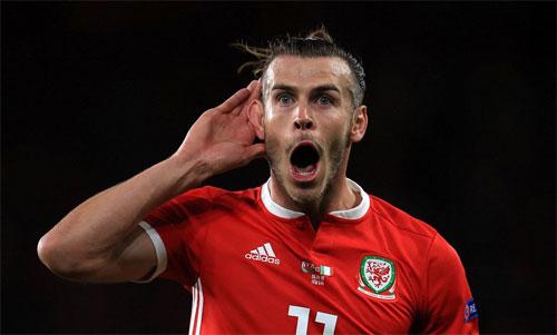 Bale là thủ lĩnh không thể phủ nhận của Wales.