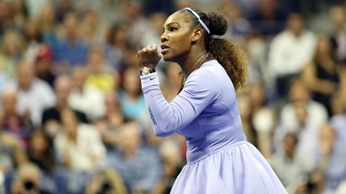 Serena đã vào chung kết hai giải Grand Slam gần nhất là Wimbledon và Mỹ Mở rộng. Ảnh: Reuters.