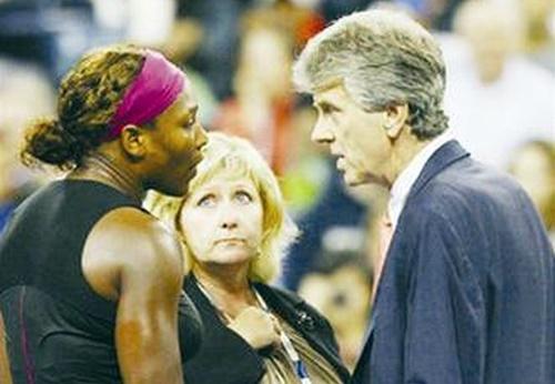 Serena đập vợt, gọi trọng tài là kẻ trộm - 2