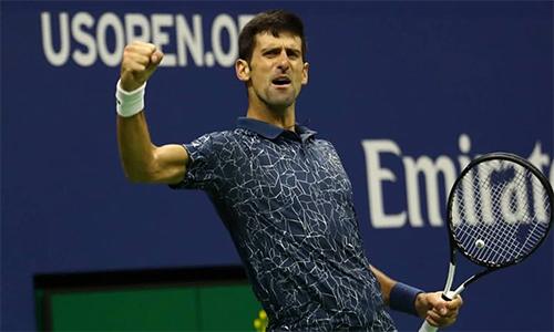 Cách đây nửa năm, nhiều người cho rằng Djokovic đã hết thời. Nhưng tay vợt Serbia khiến tất cả ngỡ ngàng với sự trở lại ngoạn mục. Ảnh: Sky.
