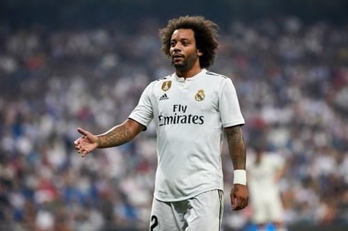 Marcelo là cầu thủ mới nhât phải nộp phạt vì trốn thuế khi chơi bóng ở Tây Ban Nha. Ảnh: Reuters.