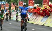Cua-rơ Hàn Quốc giành Áo Xanh giải xe đạp VTV Cup
