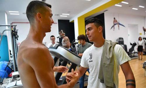 Dybala không còn suất đá chính sau khi Juventus mua Ronaldo. Ảnh: Juventus FC
