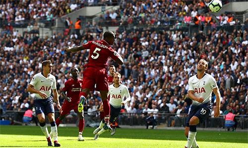 Liverpool hạ Tottenham, giữ mạch toàn thắng tại Ngoại hạng Anh - ảnh 1