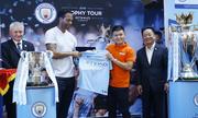 Quang Hải: 'Mong đến ngày có cầu thủ Việt Nam đá ở Ngoại hạng Anh'