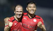 TP HCM đè bẹp Sài Gòn FC