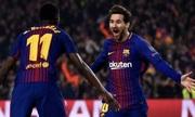 Rakitic: 'Đôi chân của Messi thật kỳ diệu'