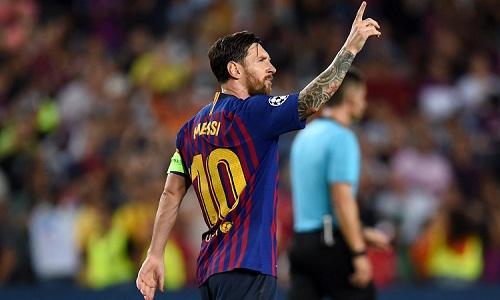 ĐH tiêu biểu lượt mở màn UCL: Messi cười, CR7 khóc