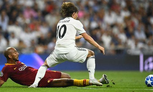 Isco kêu gọi trao Quả Bóng Vàng cho Modric