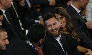 Messi dự lễ trao giải The Best dù không vào Top 3