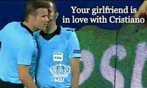Tin thể thao tối 21/9: Lý do thực sự khiến trọng tài đuổi Ronaldo