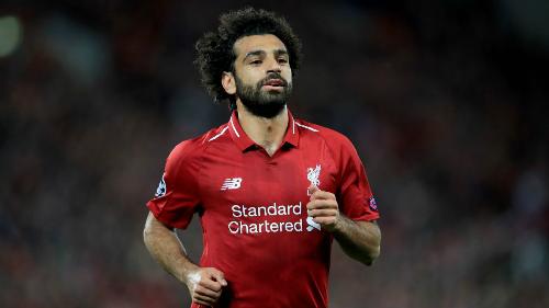Lần gần nhất Salah ghi bàn là từ tháng 8.