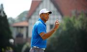Woods độc chiếm đỉnh bảng vòng ba Tour Championship