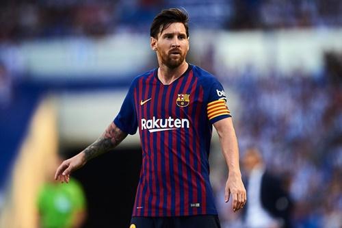 Messi hiện là cầu thủ nước ngoài ra sân nhiều nhất tại La Liga. Ảnh: Reuters.