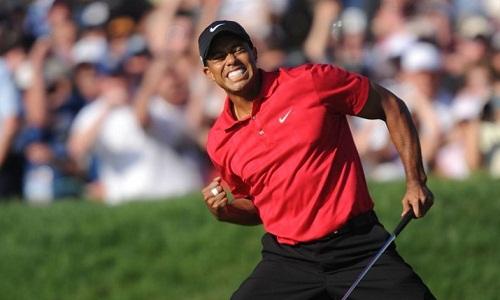 Woods giành số tiền lớn sau khi vô địch Tour Championship. Ảnh: PGA.