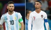 Messi đứng thứ năm, Mbappe tiệm cận top 3 The Best