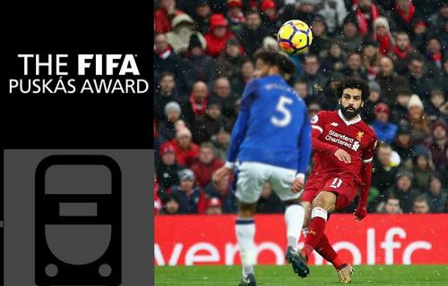 Salah có danh hiệu cá nhân quan trọng trong năm 2018.