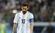 Messi tiếp tục vắng mặt ở đợt Argentina hội quân tháng 10