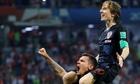 Modric: Người tạo ra bước ngoặt trong kỷ nguyên Ronado - Messi