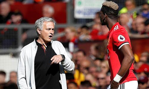 Mourinho thay đổi và thời thế cũng thay đổi, khiến các ngôi sao không còn phục tùng ông như trước kia.