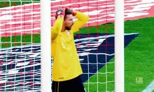 Pha phản lưới ngớ ngẩn ở Bundesliga