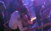 Ronaldo và nụ hôn với Kathryn