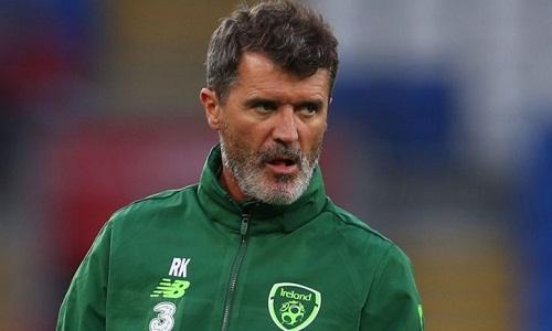 Keane không hài lòng với thái độ của một số cầu thủ Man Utd lúc này. Ảnh: Reuters.