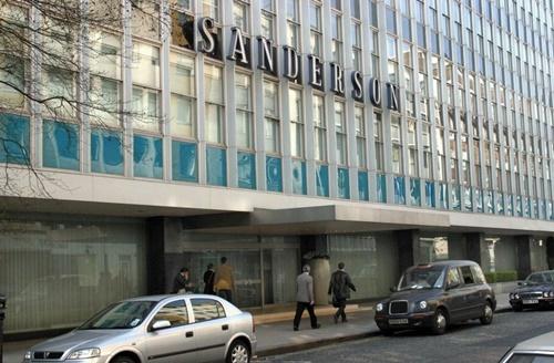 Khách sạn Sanderson, nơi được cho là Ronaldo đã phạm tội hiếp dâm hồi năm 2005. Ảnh: PA.