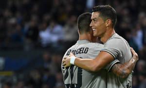 Ronaldo ghi bàn giúp Juventus có ba điểm