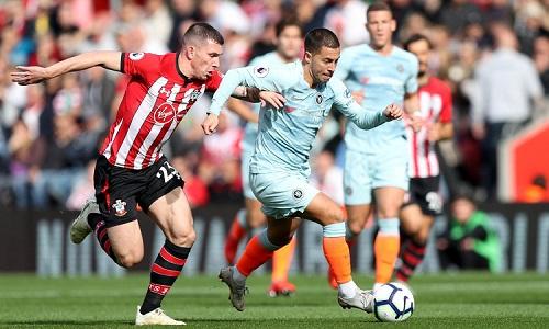 Hazard từng nhiều lần bày tỏ mong muốn đầu quân cho Chelsea. Ảnh: Reuters.