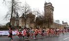 Hai VĐV qua đời sau khi về đích ở giải Cardiff Half Marathon