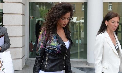 Fico từng hẹn hò với Ronaldo trong 11 tháng hồi năm 2009. Ảnh: La Presse.