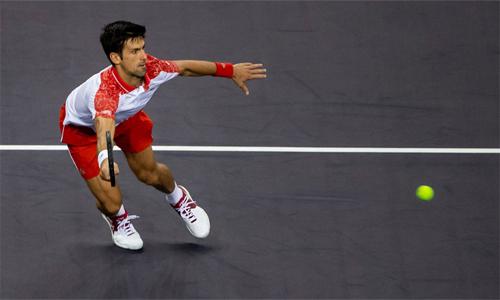 Djokovic đang chơi ấn tượng trong nửa cuối mùa giải và có cơ hội đòi lại vị trí số một thế giới. Ảnh: ESPN.