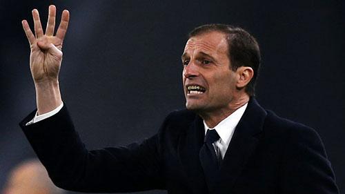 Juventus của Allegri đang chơi thăng hoa trong giai đoạn đầu mùa 2018-2019. Ảnh: Reuters.