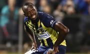 Usain Bolt bực tức vì phải kiểm tra doping sau khi ghi bàn ở Australia