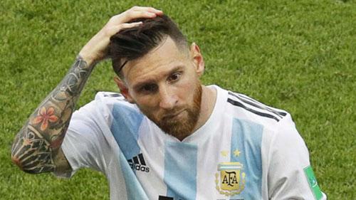 Hiện chưa rõ ngày Messi quay lại khoác áo đội tuyển Argentina. Ảnh: Reuters.